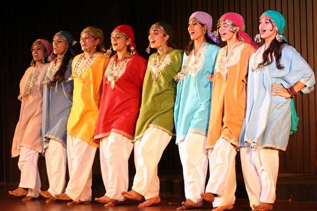 Kashmiri Dress